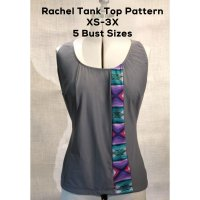 Rachel Tank Top Pattern Download