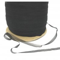 "Black Tricot Stabilizer - 1/4"" Wide"