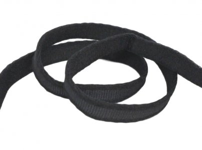 Black Nylon Bra Wire Channeling Casing