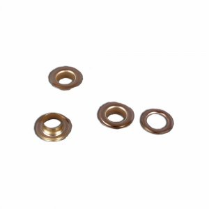 Gold Metal Grommet - 3/8 inch - 20 Pieces