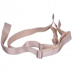 Beige Bra Straps - 3/4 inch or 18mm - 1 Pair