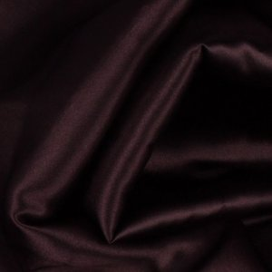 Brown Polyester Satin - 1 7/8 Yard