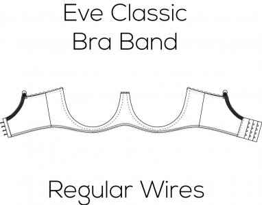 Eve Classic Bra Band for Regular Wire