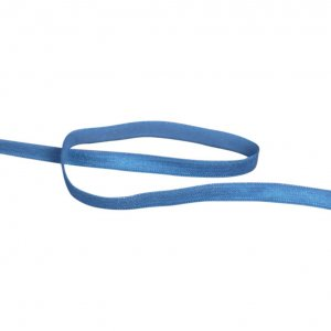 Bright Blue Elastic 1/4 inch - 5 Yards