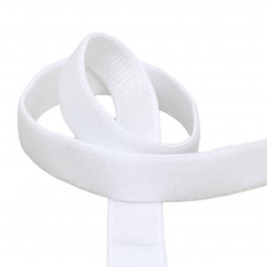 White Strap Elastic - 1/2 inch or 12mm