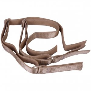 Tan Bra Straps - 3/8 inch or 10mm