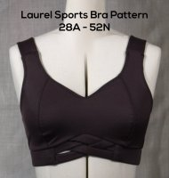 Laurel Sports Bra Pattern