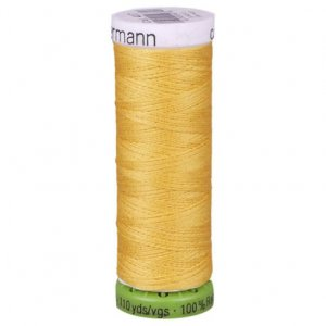 Gutermann Thread - Color 852 - Lemon Peel