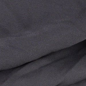Grey Crepe Fabric - 60 inch - 3/4 Yards
