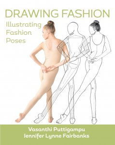 Drawing Fashion: Illustrating Fashion Poses