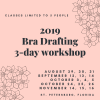 Bra Drafting 3-Day Workshop