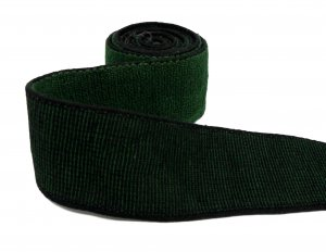 Green Knitted Belt Elastic - 2 inch - 1 1/8 yard