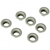 Green Metal Grommet - 6mm