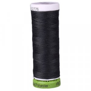 Gutermann Thread - Color 000 - Black
