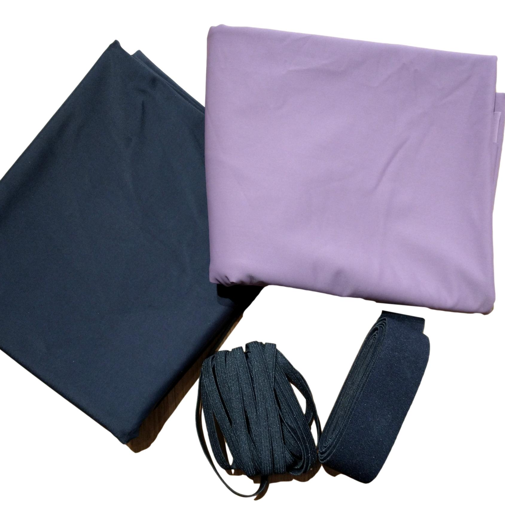 Toasted Mauve Sports Bra Kit